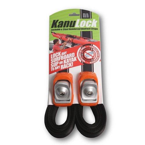 Kanulock 3.3m/11ft Lockable Tie Down Set