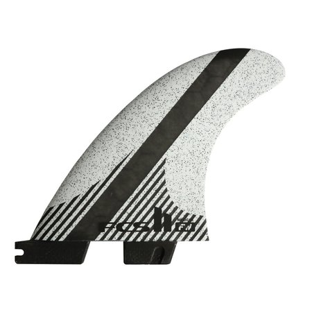 FCS FCS II FW PC Carbon White Thruster Fins