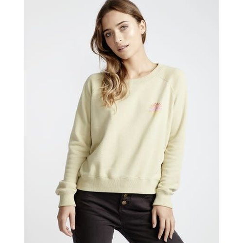 Billabong Billabong Dames Laguna Beach Jumper Wasabi