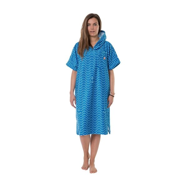 After Surf Poncho Waves Marine