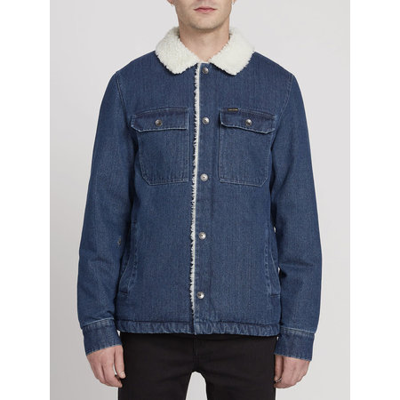 Volcom Volcom Heren Keaton Jacket Denim