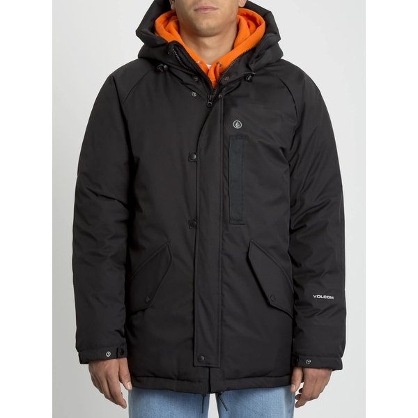 Volcom Heren Interzone 5K Jacket Black