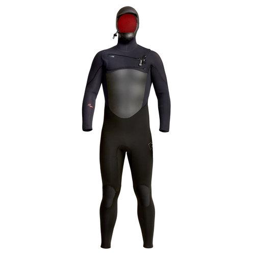 Xcel Xcel Infiniti X2 5/4 Men's Winter Wetsuit Hooded Black