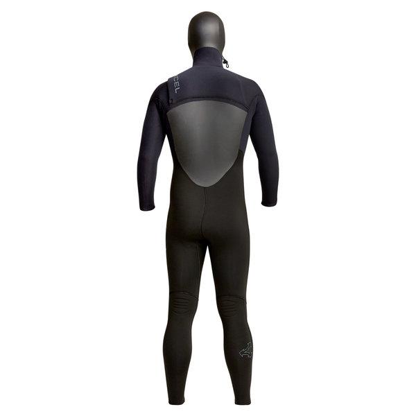 Xcel Infiniti X2 5/4 Heren Winter Wetsuit Hooded Black