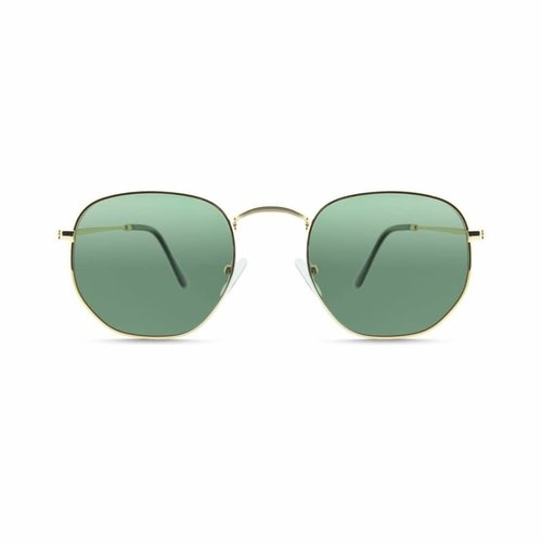Parafina Parafina Tifon Peak Gold Sunglasses