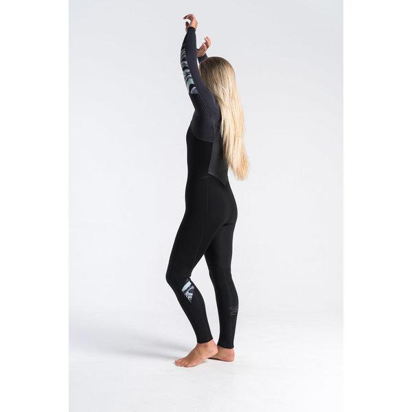 C-Skins Solace 5/4/3 Dames Wetsuit Anthracite/Winter-C/Black