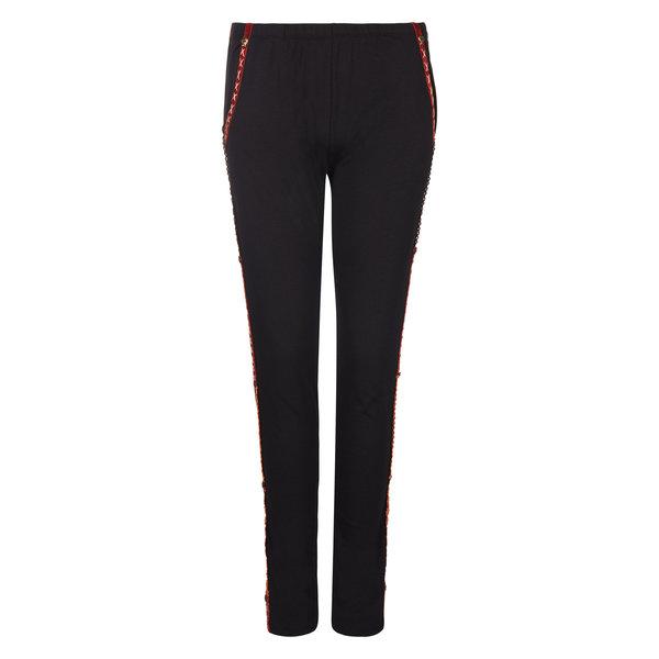 Isla Ibiza Dames Trousers Black