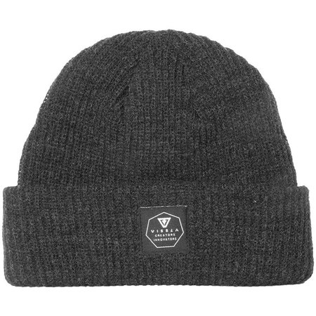Vissla Vissla Jetty Beanie Black Heather
