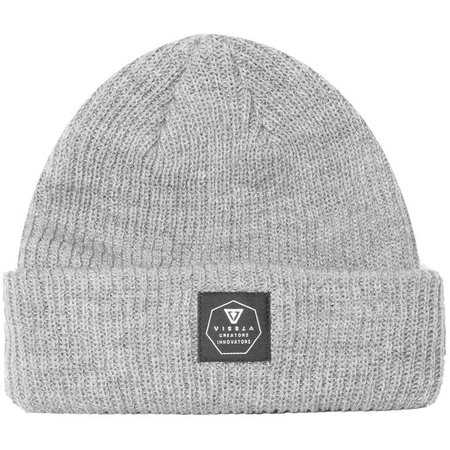Vissla Vissla Jetty Beanie Grey Heather