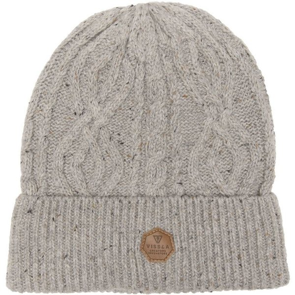 Vissla Beacon II Beanie Grey Heather
