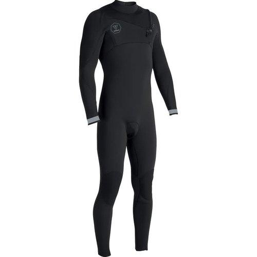 Vissla Vissla 7 Seas 5/4 Children's Wetsuit Black Fade