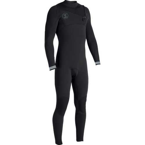 Vissla Vissla 7 Seas 5/4 Kids Winter Wetsuit Black Fade