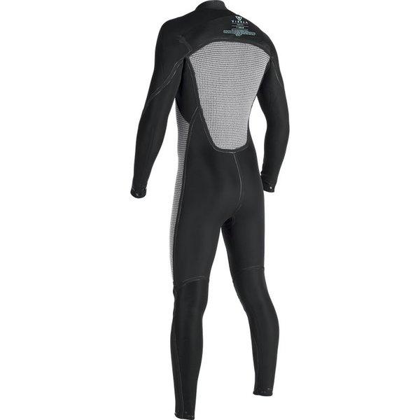 Vissla 7 Seas 5/4 Kinder Wetsuit Black Fade