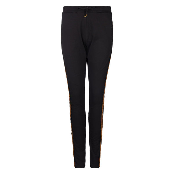 Isla Ibiza Women's Trousers Black/Brown