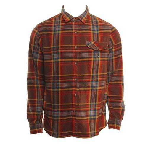 Vissla Vissla Heren Delay Shirt Jacket Brick