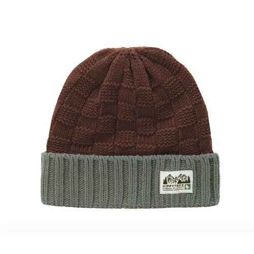Hippy Tree Hippy Tree Crevice Beanie Rust