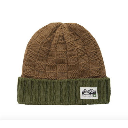Hippy Tree Hippy Tree Crevice Beanie Tan