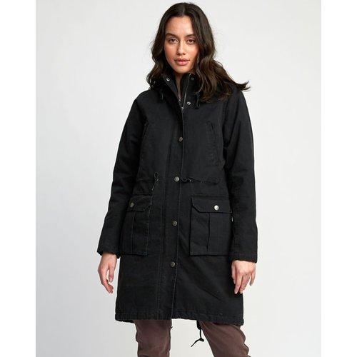 RVCA RVCA Women's Managed Jacket Black