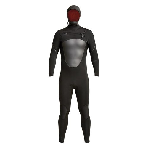 Xcel Xcel Axis 5/4 Heren Winter Wetsuit Hooded Black