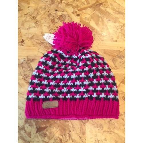 Zozi-Collection Zozi Cap/Beanie Pink Multi