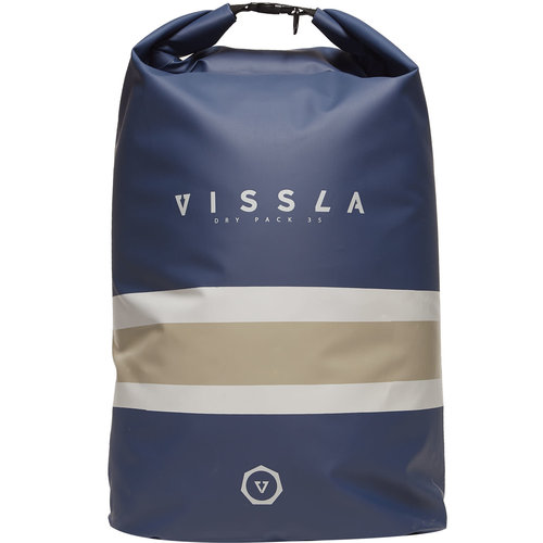 Vissla Vissla 7 Seas Dry Bag 35 Liter Dark Naval