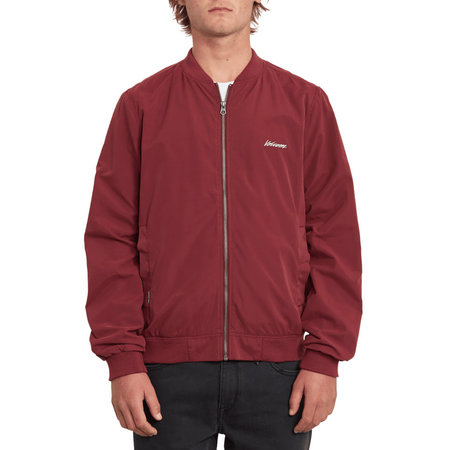 Volcom Volcom Heren Burnward Jacket Pinot