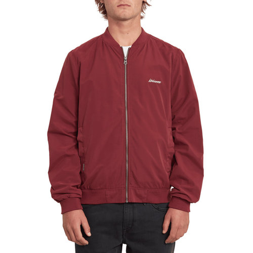 Volcom Volcom Men's Burnward Jacket Pinot