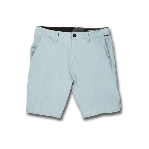 Volcom Volcom Heren Frickin SNT Slub 20 Hybrid Shorts Cool Blue