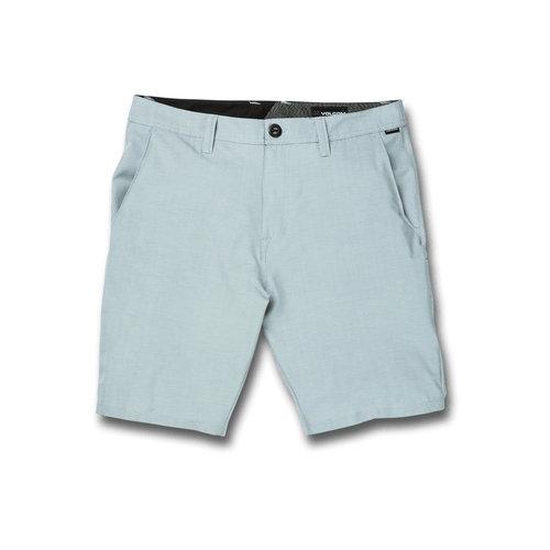 Volcom Volcom Men's Frickin SNT Slub 20 Hybrid Shorts Cool Blue