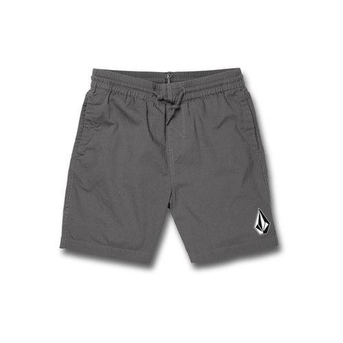 Volcom Volcom Children's Deadly Stones Shorts Gunmetal Grey