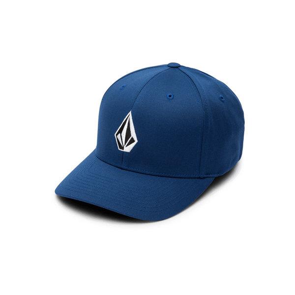 Volcom Full Stone Xfit Cap Bold Blue