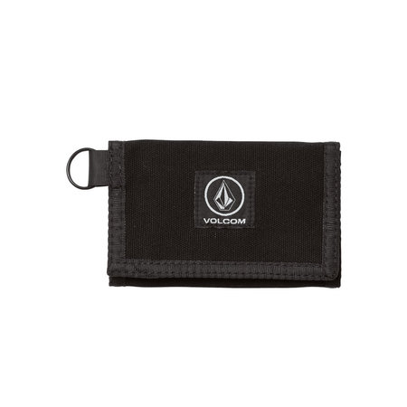 Volcom Volcom Box Stone Wallet Black
