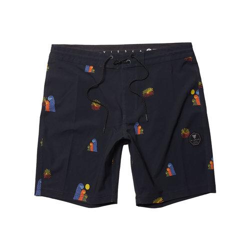 Vissla Vissla Children's Outside Sets 13'' Boardshorts Black
