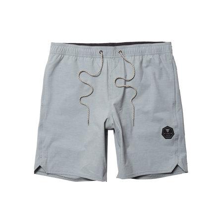 "Vissla Vissla Heren Breakers 16.5"" Ecolastic Shorts Stone Blue"