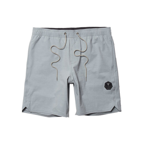 "Vissla Vissla Heren Breakers 16.5"" Ecolastic Shorts Stone Blue"
