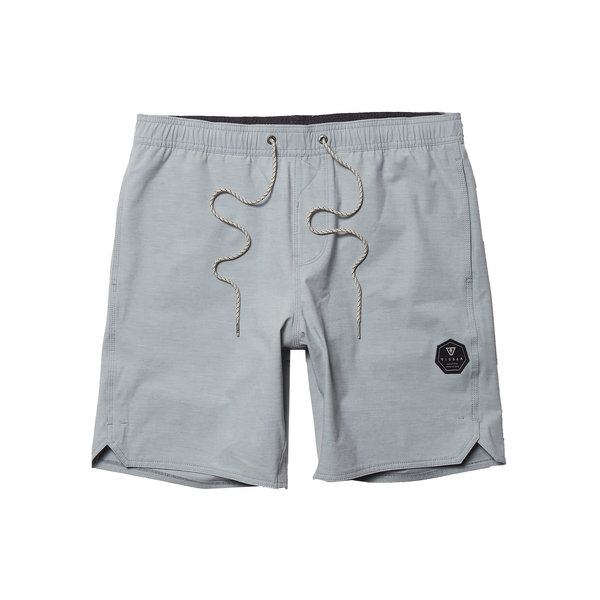 "Vissla Heren Breakers 16.5"" Ecolastic Shorts Stone Blue"