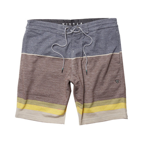 "Vissla Vissla Men's The Ledge 18.5"" Sofa Surfer Walkshorts Java"