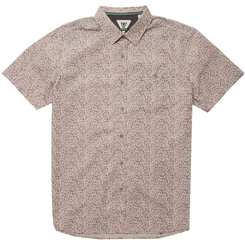 Vissla Vissla Men's Boozer SS Eco Shirt Pink Smoke