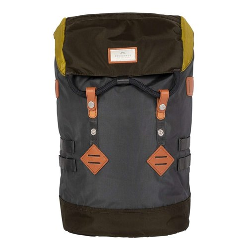 Doughnut Doughnut Colorado Glossy Backpack Charcoal Olive