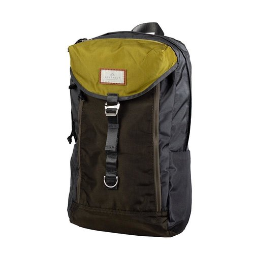 Doughnut Doughnut Morris Glossy Blocking Backpack Charcoal Olive