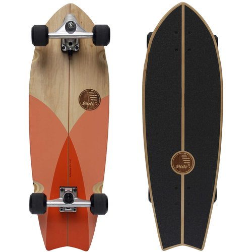 "Slide Surf Skateboards Slide Surf Tuna Fish 32"" Skateboard"