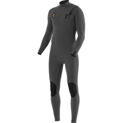 Vissla Vissla 7 Seas 4/3 Heren Wetsuit Charcoal 2