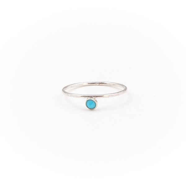 A Little Lem Jess The Mess Turquoise Ring