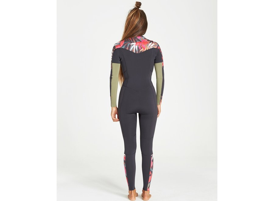Billabong Salty Dayz 3/2 Women's Wetsuit Tropical