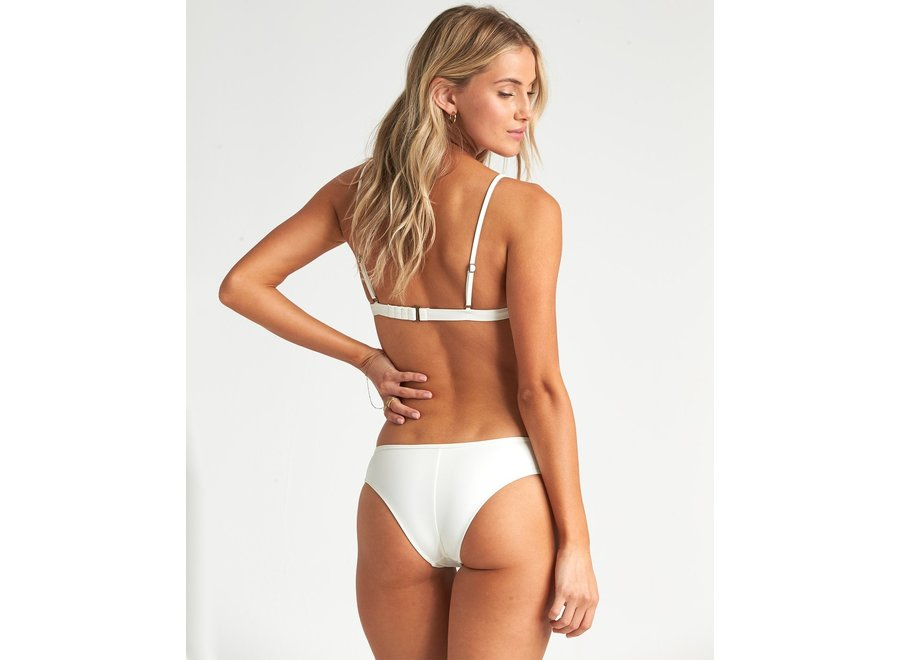 Billabong Dames Onyx Wave Hawaii Lo Bikini Broekje Seashell