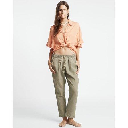Billabong Billabong Dames High Sun Trousers Bayleaf
