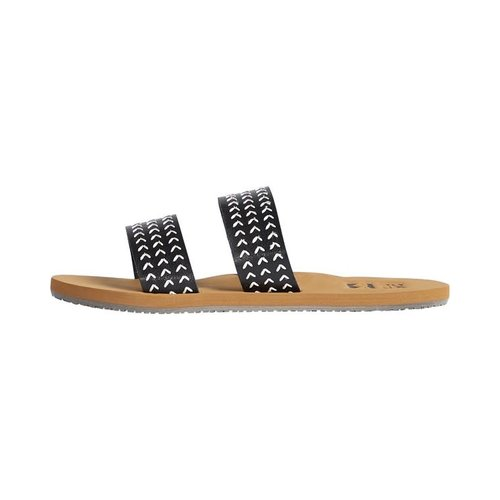 Billabong Billabong Dames Odyssey Slide Sandals Black