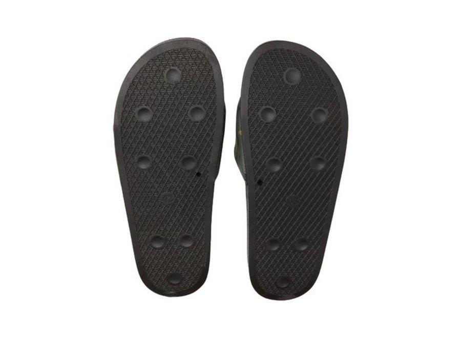 Billabong Heren Poolslide Corp Sandals Camo
