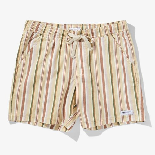 Banks Journal Banks Journal Heren Revelator Boardshorts Bone