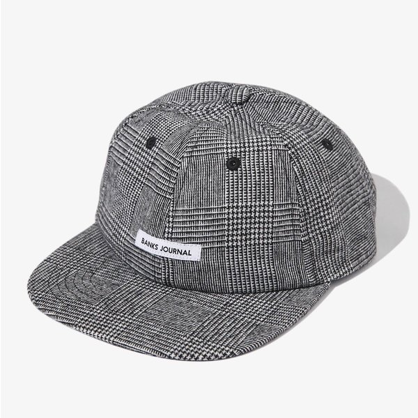 Banks Journal Downtown Hat Dirty Black